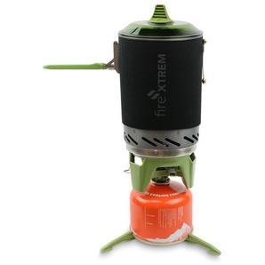 Réchaud compact portable à gaz innovant - FIREXTREM