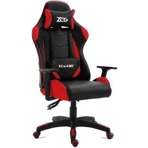 Siège de bureau gaming fauteuil bureau inclinable et giratoire Gris, Bleu, Rouge -McHaus - KEWAYES