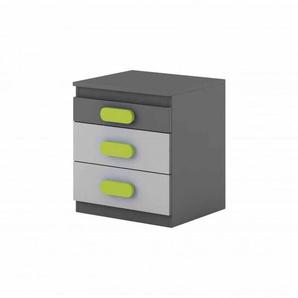 Caisson bureau personnalisable Play - Vert