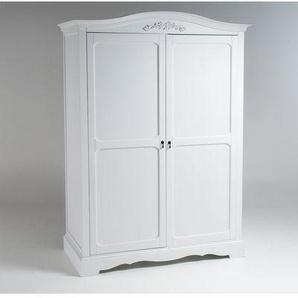 Armoire penderie 2 portes H204 cm, Lison