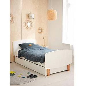 CYRILLUS Lit tiroir blanc taille: 90X180