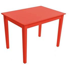 Kinderbunt Tim - Table d'Enfant - rouge