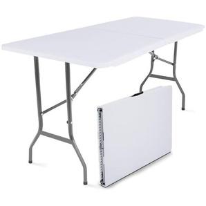 Table pliante 180 x 70 x 74 cm PEHD - MOBEVENTPRO