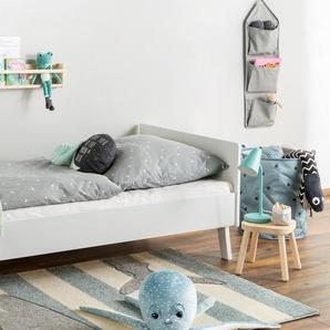 Tapis enfant Justin Shark Gris 160x230 cm - Tapis pour chambre denfants/bébé