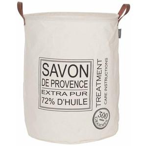 Sealskin Panier à linge Savon de Provence Crème 60 L 361752065