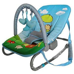 WY-Tong chaise bebe Chaise de bébé de berceau, bébé multifonctionnel swing chaise pliable bébé lit bébé lit enfant chaise berçante