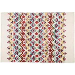 Tapis imprimé multicolore 140x200