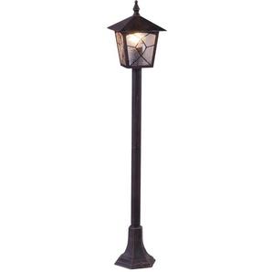 Une lampe Á pied en aluminium pour lextérieur - GLOBO