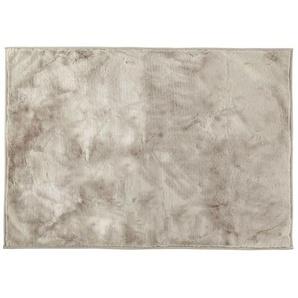 Tapis à poils courts gris 140 x 200 cm SWART