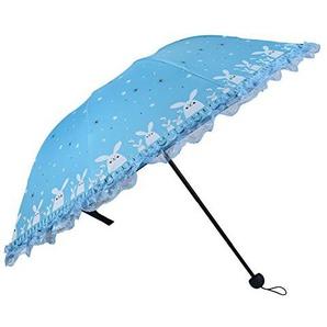 YAOHM Parapluie Adorable en Polyester/Acier Inoxydable pour Fille 1