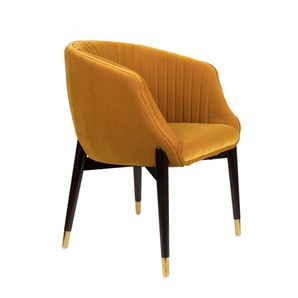 Chaise Dolly Jaune
