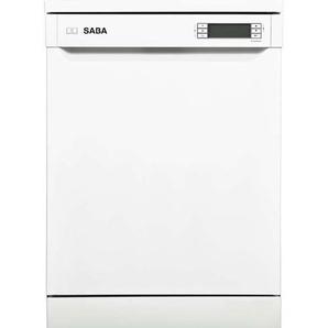 Lave vaisselle 15 couverts SABA LV15C39-18W
