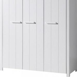 Armoire enfant blanc 3 portes - ERIK