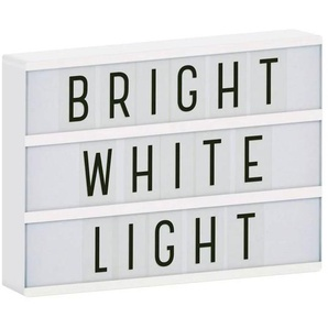 A Little Lovely Company Lightbox - Blanc