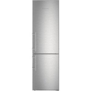 Réfrigérateur Combiné Liebherr CBNef 4815 BioFresh NoFrost - 343 litres Classe A+++ Argent