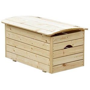 Outdoor Toys - Coffre en bois 81x50x47cm Outdoor Toys