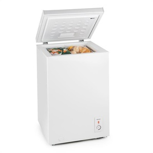 Klarstein Iceblokk Congélateur 100 L 75 W classe A+ - blanc