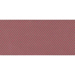Store Enrouleur Screen Coloré Rouge Gris 150 x 180 cm - HOMEMAISON