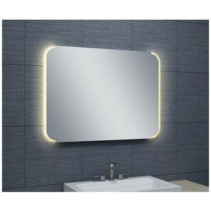 Miroir de salle de bains avec LED - 65 cm x 90 cm (HxL) - PRADEL