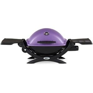 Barbecue gaz Weber Q 1200 Purple