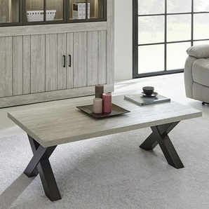 Table basse couleur bois MEREDITH
