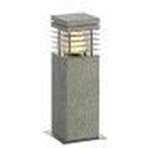 ARROCK GRANITE 40 borne, granit, poivre & sel, E27, max. 15W - SLV