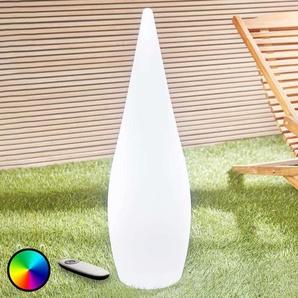Lampe décorative LED Mino pour le jardin, 80cm