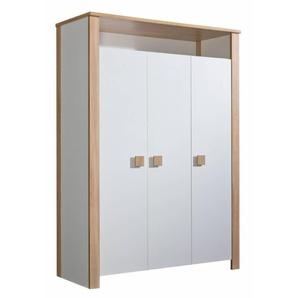 Armoire Lara trois portes - Chêne