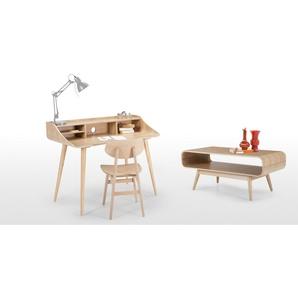 Esme, une table basse compacte, frêne