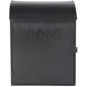 Boîte à clés en métal noir
