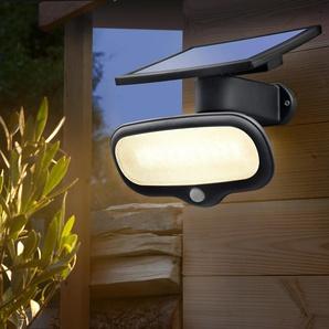 Luxform Lampe solaire de sécurité 500 lumen