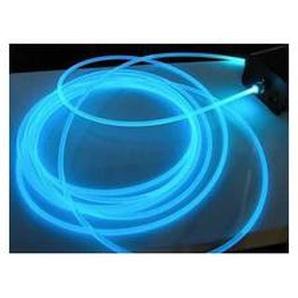 Kit Fibre optique 25 mètres 45w Néon RGB SIDE GLOW pour piscines, bassins - DESINEO