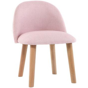 Chaise enfant design rose BABY CELESTE