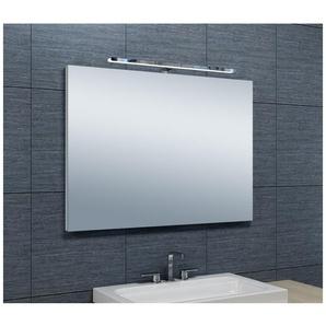 Miroir de salle de bains avec spot LED Horizontale - 65 cm x 90 cm (HxL) - PRADEL