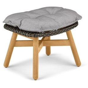 Dedon Tabouret Mbrace - Cool taupe - Gris