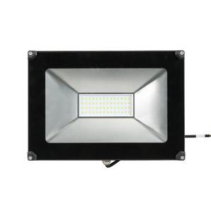 Anten 50W Projecteur LED Spot LED Étanche IP65 Lumière Extérieur et Intérieur 4000LM Blanc Neutre 4000K Coque Noir