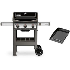 Barbecue gaz Weber Spirit II E-310 Plancha