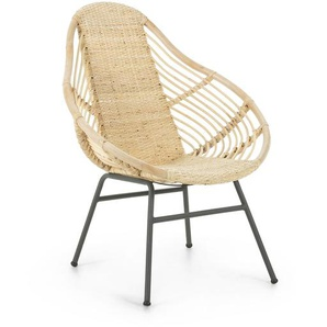 Kave Home - Fauteuil Tinne