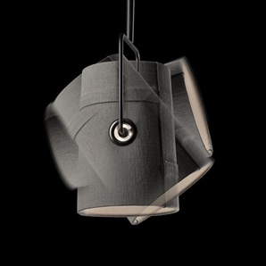 Diesel with Foscarini Lampe de table Fork - gris - avorio
