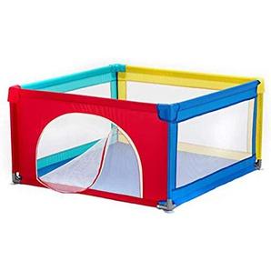 WYJW Garde de barrière de lit denfant pour barrière de lit denfant pour Parc de bébé pour lit jumeau avec Tapis de Coton, Aire de Jeu Anti-Chute pour garçons Filles (Couleur: # 1, Taille: 120x1