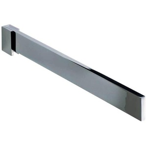 Decor Walther Brick BK HTH1 - Porte-serviettes - métal chromé/brillant/LxPxH 40,5x1x5cm