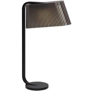 Secto Lampe de table Owalo 7020 - noir