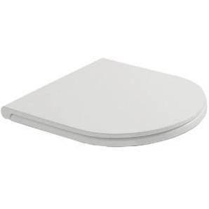 SIÈGE DE TOILETTES - ceramica GLOBO FORTY3 FOR21 / FOR22 | Ralenti - Blanc - Globo BI - CERAMICA GLOBO S.P.A.