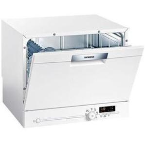 Siemens Sk26e221eu Lave Vaisselle Compact Pose Libre - 6 Couverts - 48 Db - A+ - Larg 55,1 Cm - Moteur Indution