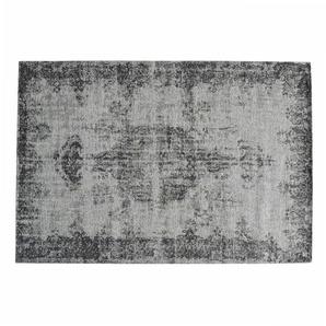 Tapis gris 155x230 VILLANDRY