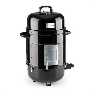 Klarstein Barney Barbecue électrique Smoker 1800W 3x40cm Thermomètre