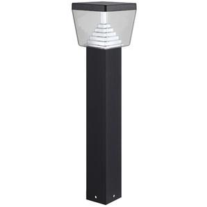 Borne Liberty 32 LED SMD 9W | Hauteur 79cm - noir - LUMIHOME