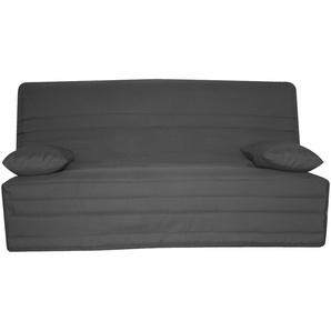 Housse de clic clac 130cm gris