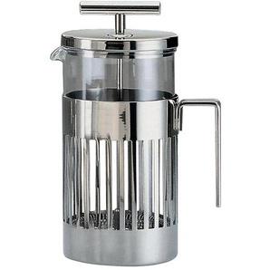 Alessi Cafetière à filtre 9094 - poli/acier inoxydable/8 tasses