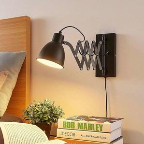 Applique Murale Merle en métal pour chambre à coucher - LINDBY